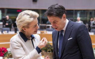 """L'Europa ci chiede scusa: """"Non vi siamo stati vicini, ma ora sarà diverso"""""""