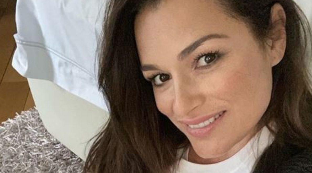 Alena Seredova, è madre per la terza volta: da Buffon ha avuto due maschietti