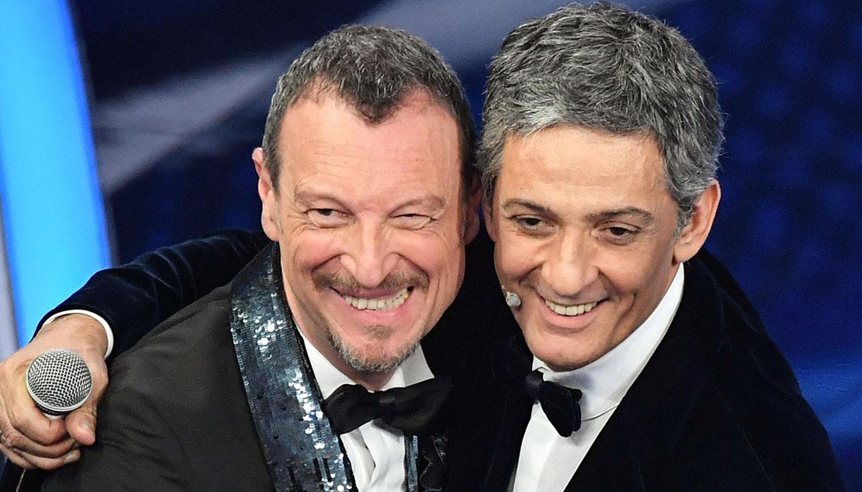 Fiorello a Sanremo con Amadeus e poi lascia il mondo dello spettacolo