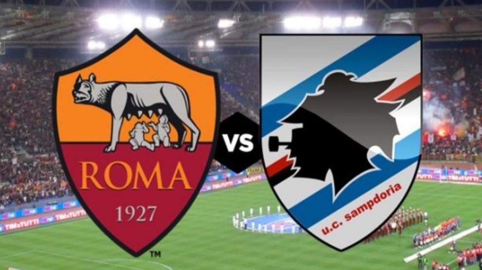 Streaming Tv Roma – Sampdoria come vedere diretta Live Gratis No Rojadirecta Sky o Dazn?