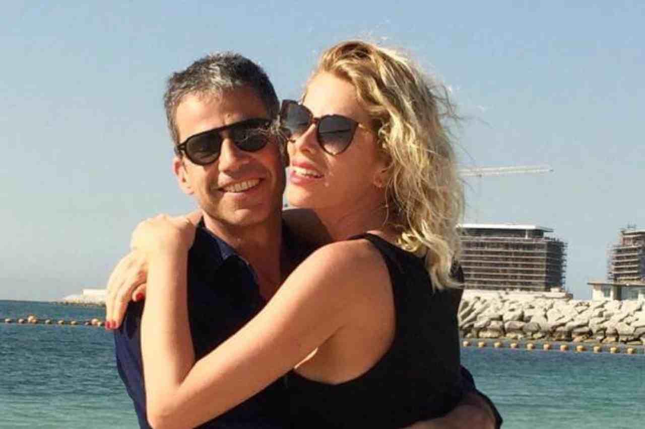 Alessia Marcuzzi e Paolo Calabresi, ancora insieme crisi alle spalle: ecco gli indizi