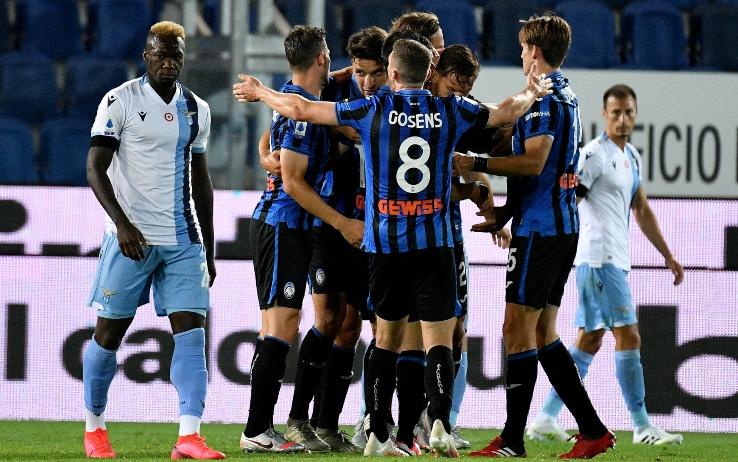 Video Highlights Atalanta - Lazio 3-2: Gol e sintesi