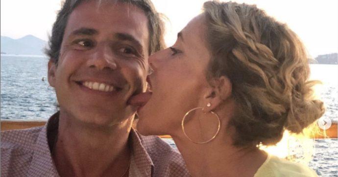 Alessia Marcuzzi e Paolo Calabresi, crisi superata sono ancora insieme