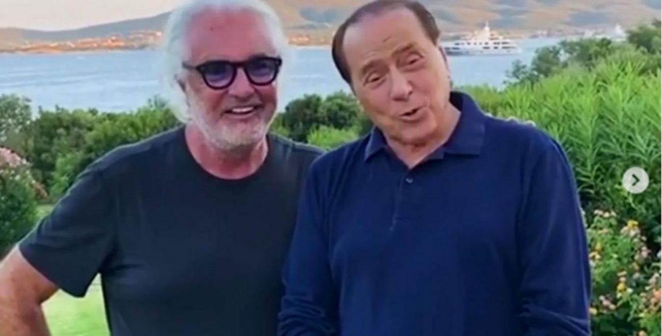Flavio Briatore, 70 anni e Silvio Berlusconi 83. Entrambi hanno contratto la malattia, in forme diverse