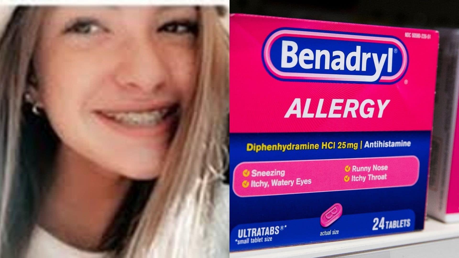 Benadryl Challenge, spopola su TikTok, il social preferito dai teenager