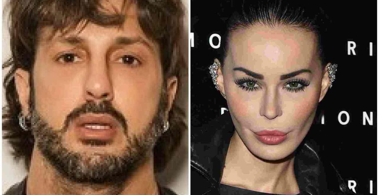 Nina Moric e Fabrizio Corona, polemiche sul figlio Carlos Maria