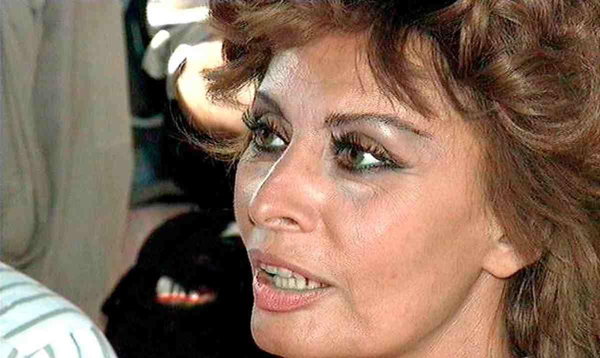 Sophia Loren torna a recitare per il figlio in un film prodotto da Netflix