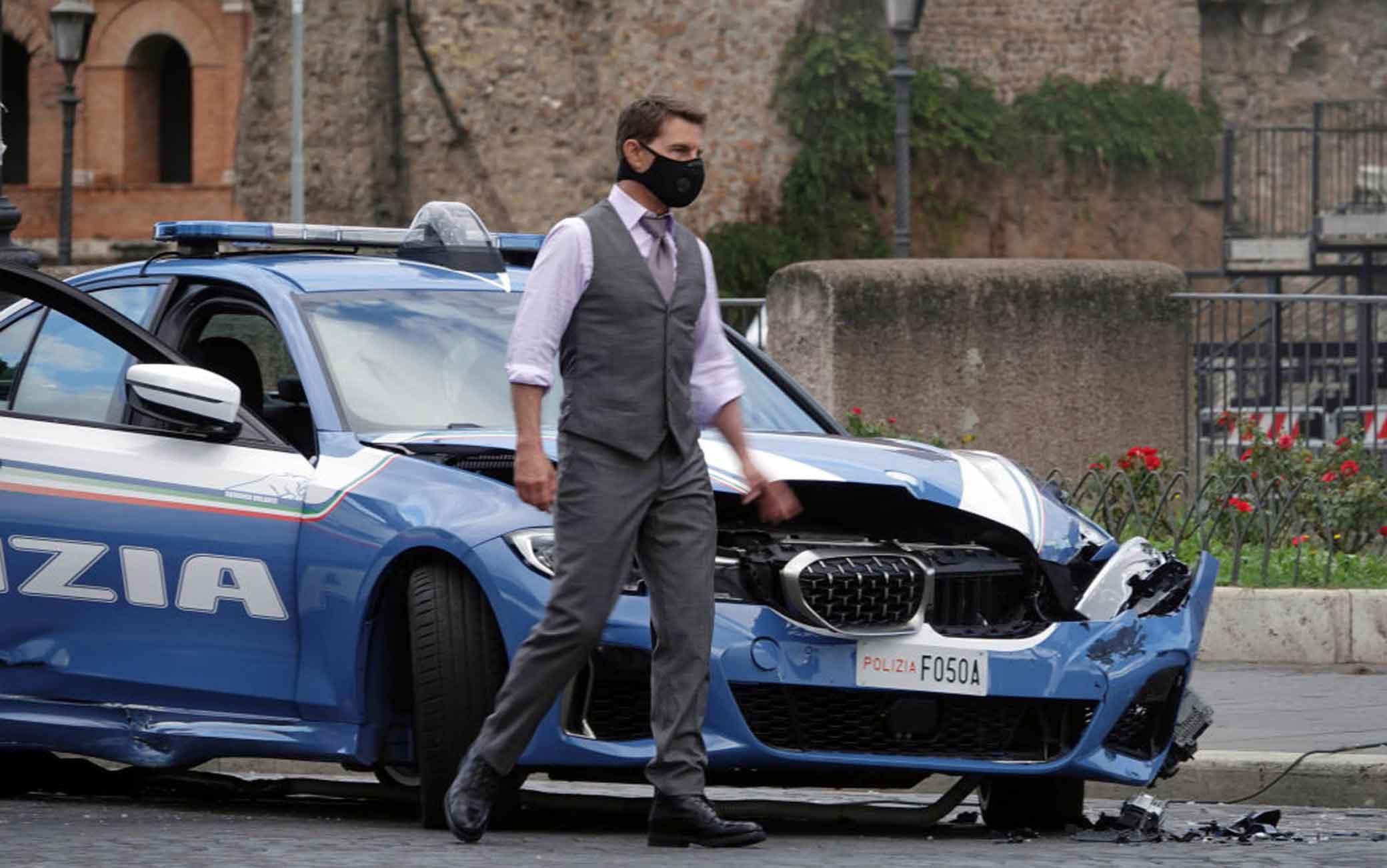 Tom Cruise a Roma, disagi per il Policlinico Umberto I