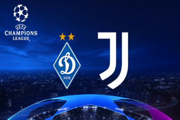Come vedere Dinamo Kiev – Juventus Diretta Live Tv Streaming gratis No Hesagol e Rojadirecta