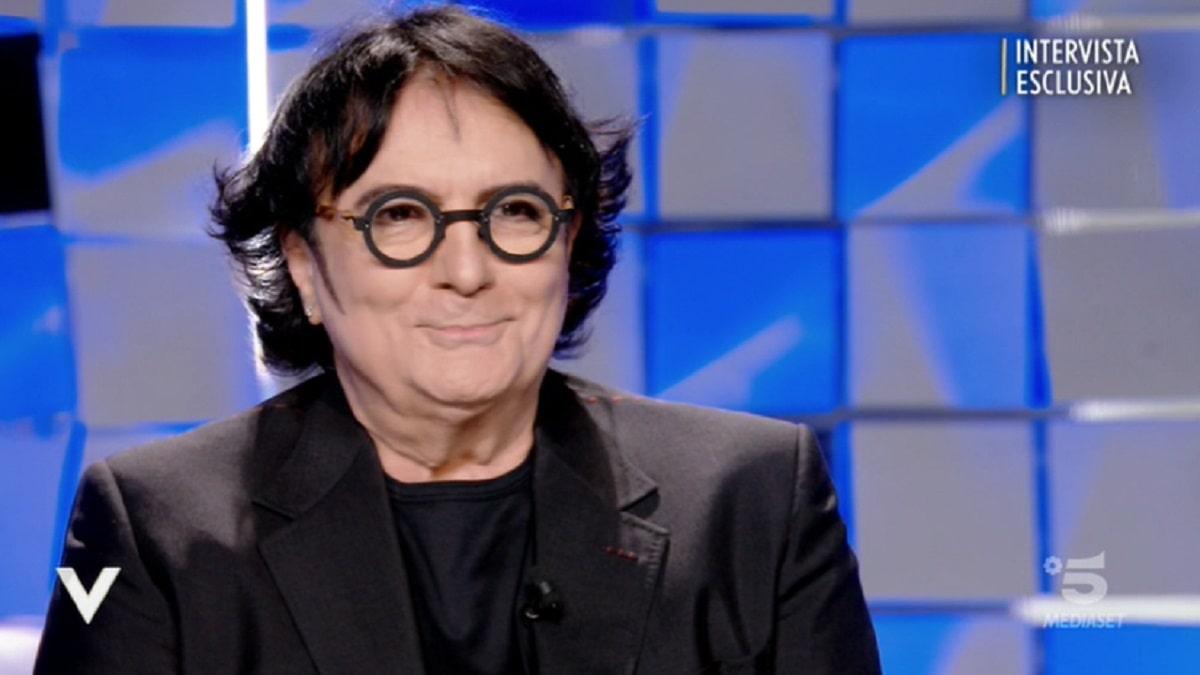 Renato Zero da Silvia Toffanin ha rivelato un episodio inedito
