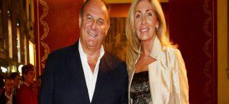 Gerry Scotti, chi è la compagna Gabriella Perino: età, vita privata, foto