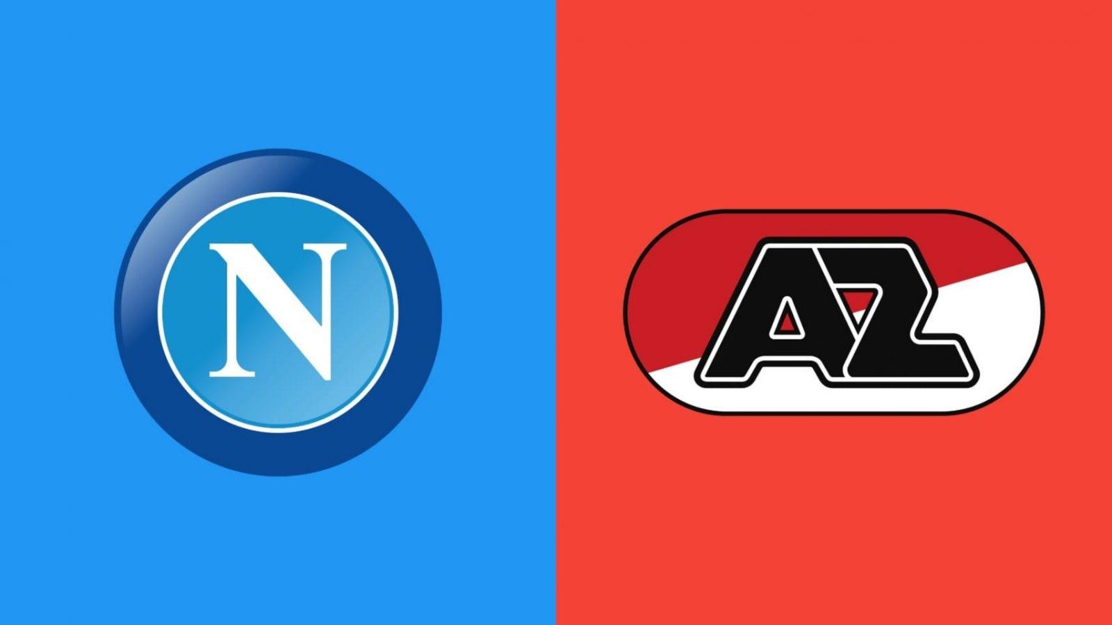 Napoli – Az Alkmaar dove vedere Diretta Live Tv Streaming Gratis No Rojadirecta