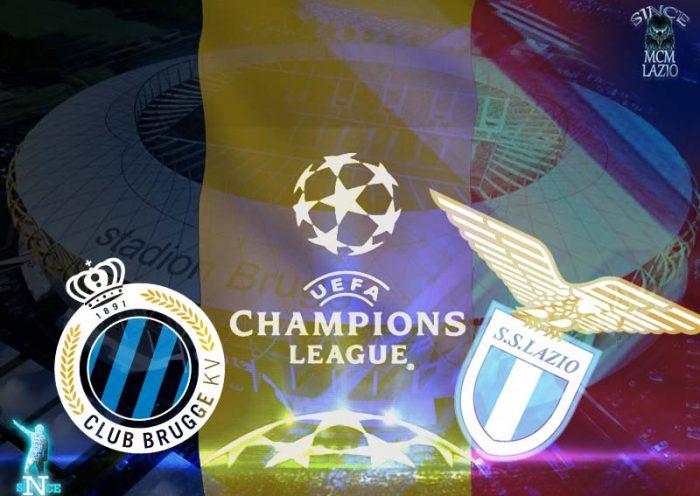 Streaming Online Brugge – Lazio dove vedere diretta live Tv Gratis No Rojadirecta Sky o Dzan?