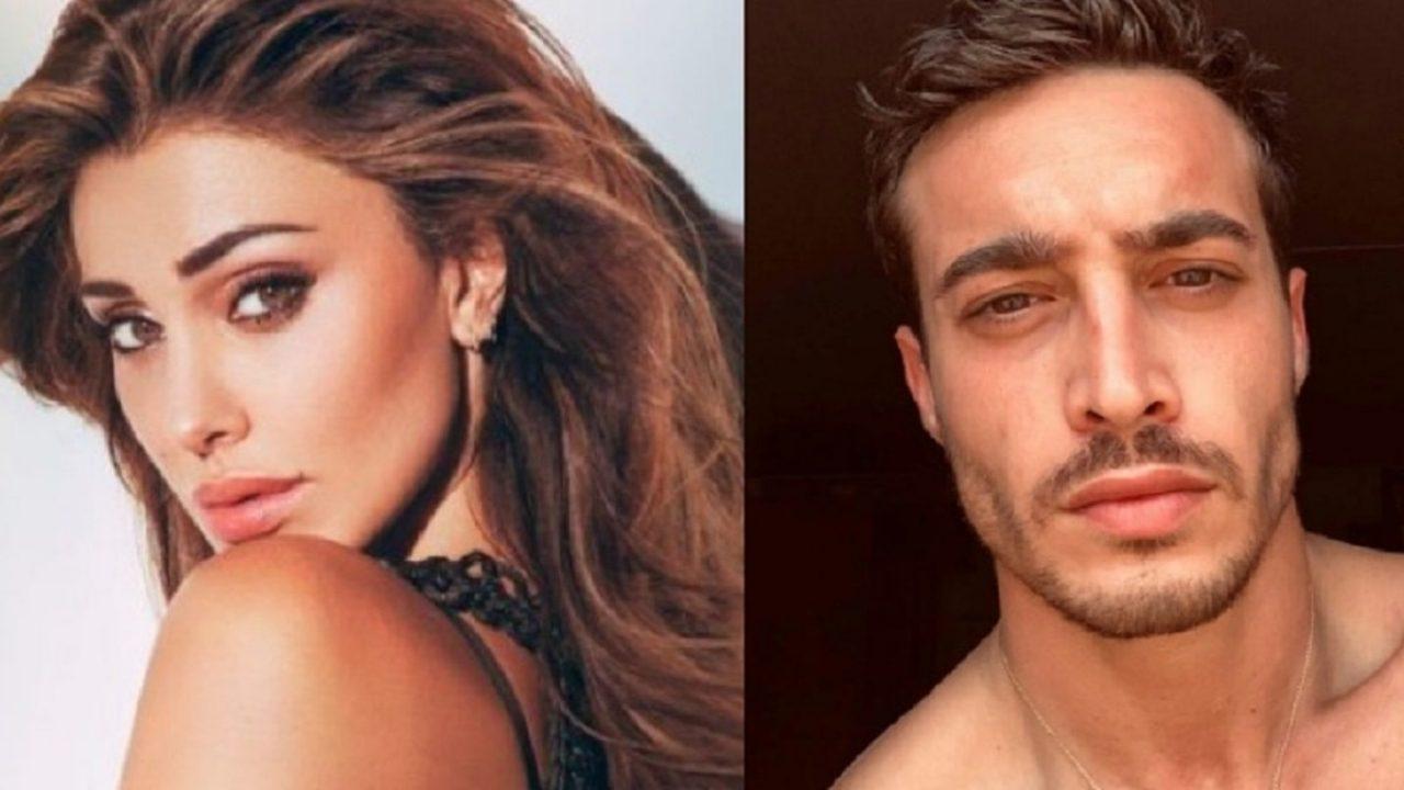 Belen Rodriguez e Antonio Spinalbese, il loro amore fa discutere i fan