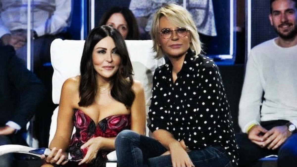 Sabrina Ferilli e Maria de Filippi, la coppia d'oro dell tv