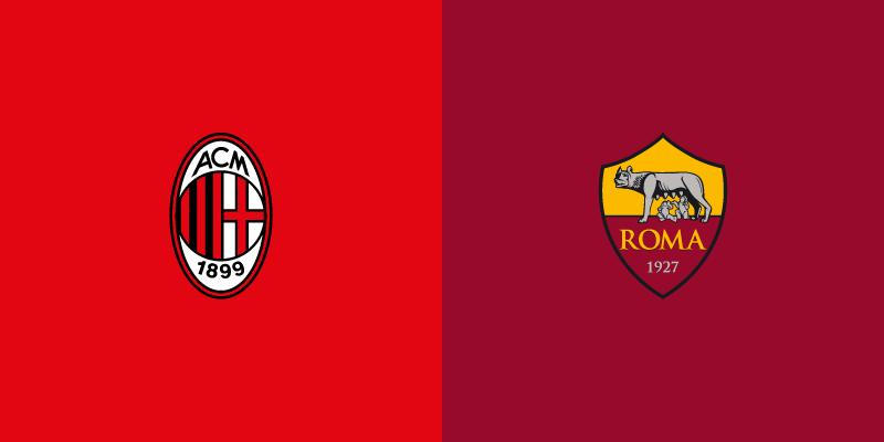 Streaming online Milan – Roma Gratis dove vedere Diretta Live Tv No Rojadirecta Sky o Dzan? Serie A ore 20:45