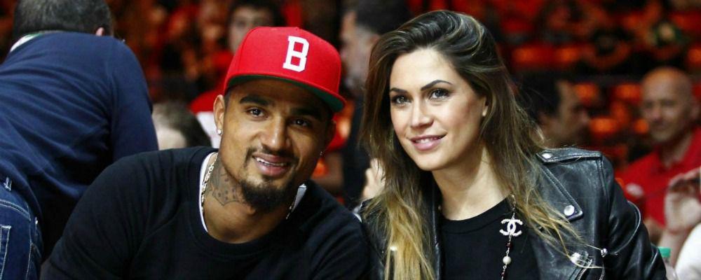 Melissa Satta e Kevin-Prince Boateng stanno vivendo un altro momento di crisi