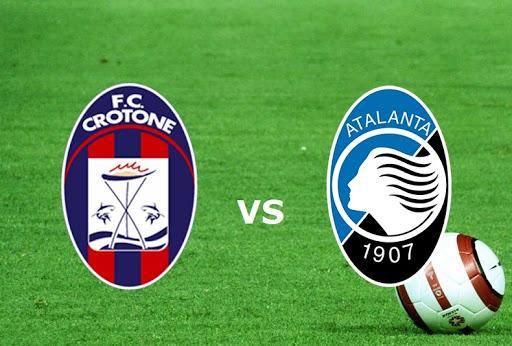 Streaming Web Crotone – Atalanta dove vedere diretta live Tv Gratis No Rojadirecta Sky o Dzan?