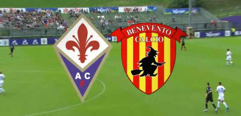 Streaming Hesgoal Fiorentina – Benevento Gratis dove vedere Diretta Live Tv No Rojadirecta ore 12:30