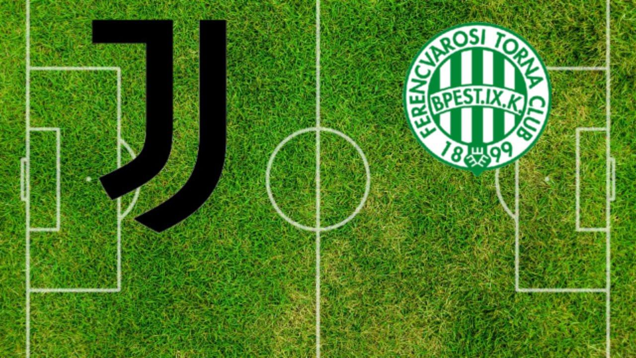 Streaming Web Juventus  – Ferencvaros dove vedere Gratis Diretta Live Tv Sky o Dzan
