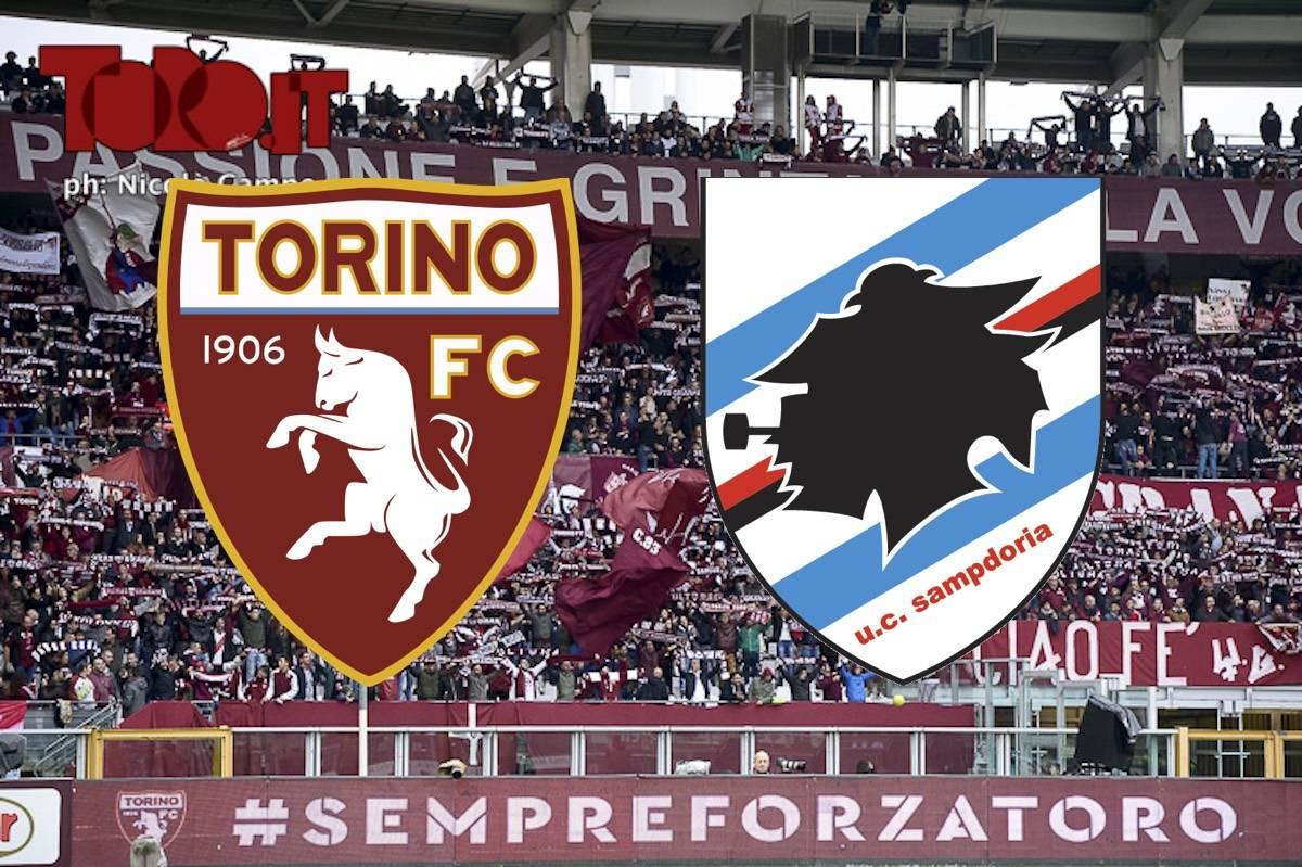 Streaming Gratis Torino – Sampdoria diretta live tv Sky o Dzan No Rojadirecta: dove e come vedere