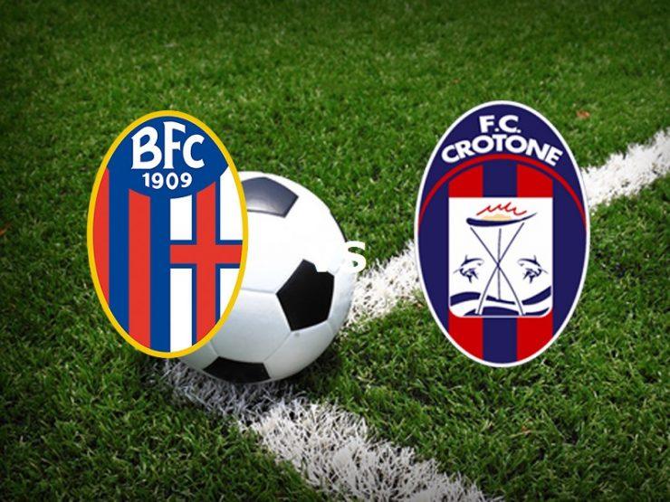 Streaming Gratis Bologna – Crotone diretta live tv: dove e come vedere
