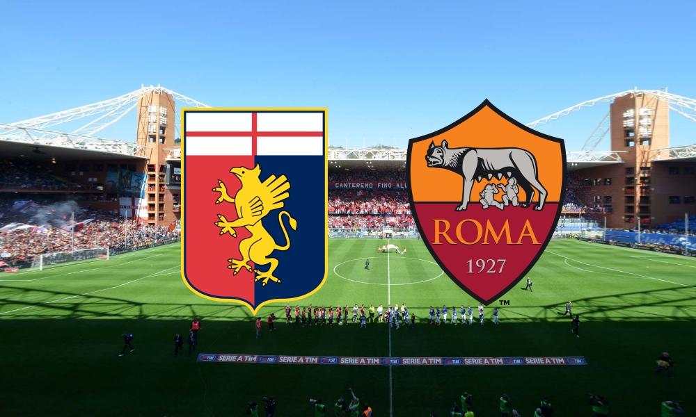 Streaming Serie A Genoa – Roma Gratis dove vedere Diretta Live Tv No Hesgoal Sky o Dzan?