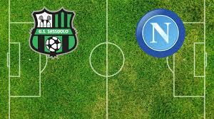 Streaming Serie A Napoli – Sassuolo Diretta Live Tv dove vedere Gratis No Rojadirecta Sky o Dazn?