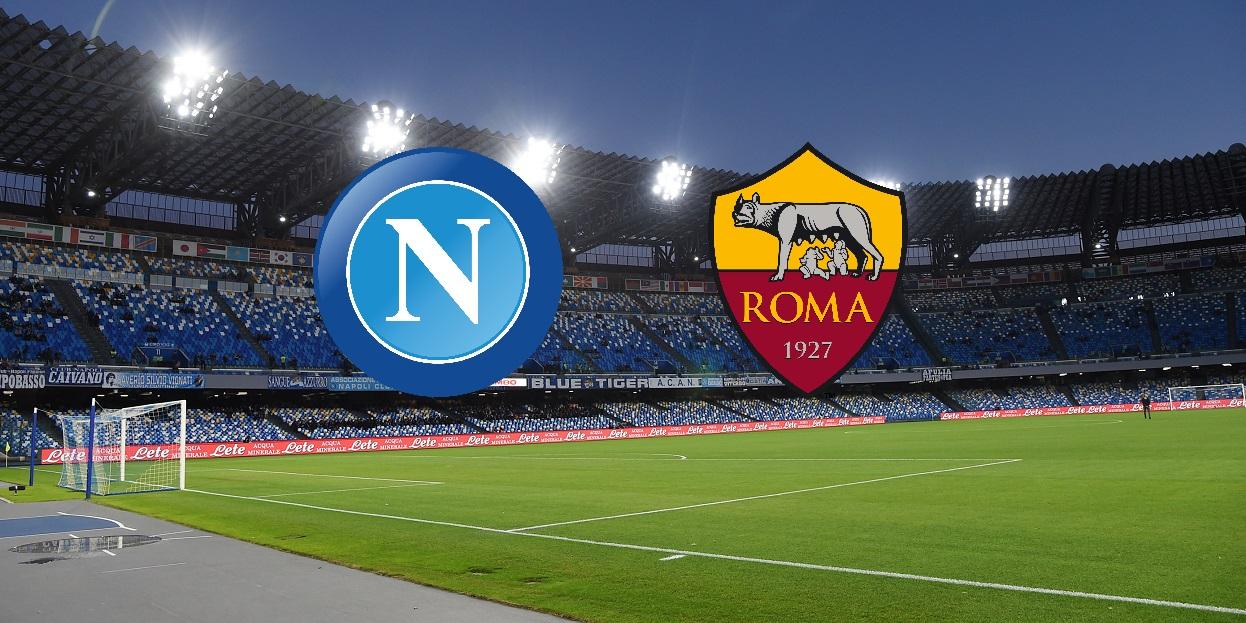 Streaming Gratis Napoli – Roma diretta live tv Sky o Dzan: dove e come vedere
