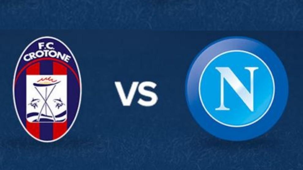 Streaming web Crotone – Napoli dove vedere Gratis Diretta Live Tv Sky o Dzan?