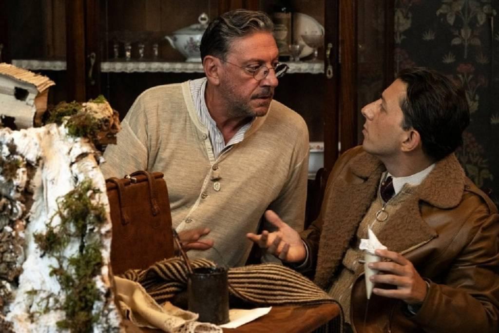 Sergio Castellitto in Natale in casa Cupiello: cast e trama del film omaggio a Eduardo De Filippo