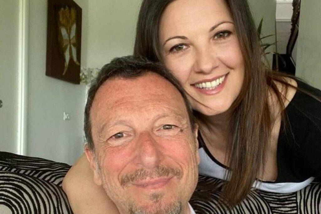 Giovanna Civitillo vuole una medaglia per suo marito Amadeus