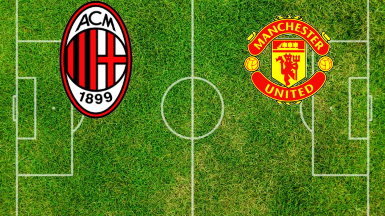 Streaming Web Milan – Manchester United Gratis dove vedere Diretta Live TV Sky o Dzan