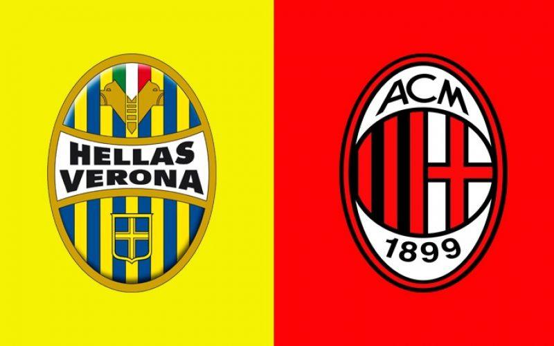 Streaming online Verona – Milan Streaming Gratis dove vedere Diretta Live Tv No Hesgoal