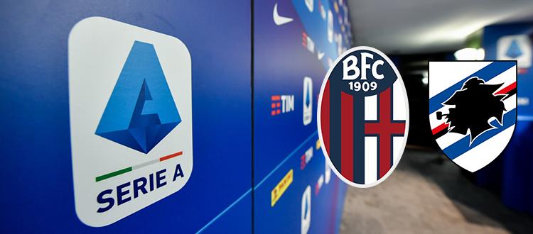 Bologna – Sampdoria Streaming Gratis dove vedere Diretta Live TV