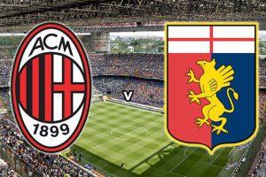 Dove e come vedere Milan– Genoa Streaming Gratis Diretta Live TV no Rojadirecta