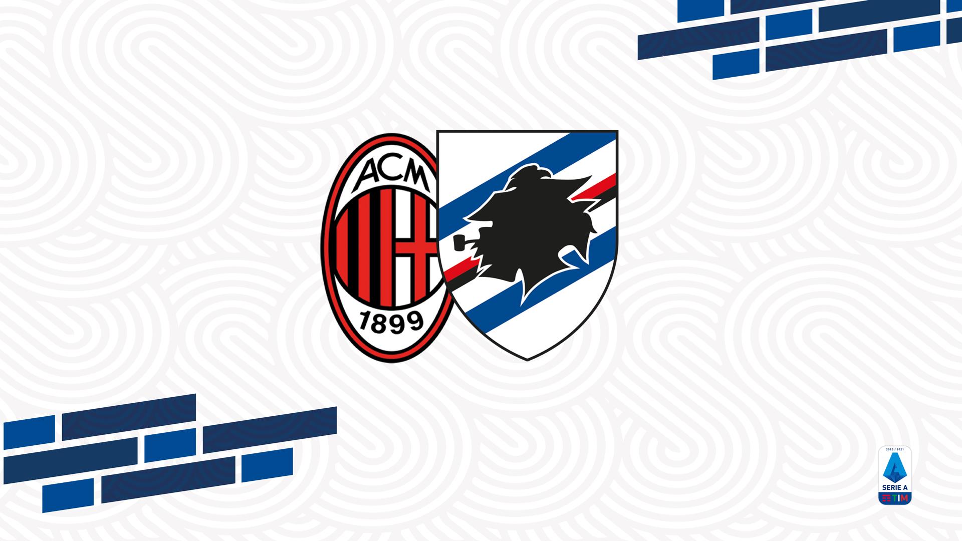 Dove e come vedere Milan Sampdoria Streaming Gratis Diretta Live TV No Rojadirecta